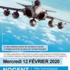 Cinétech n°41 « Rafale avion secret défense » Mercredi 12 février 2020