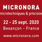 NOGENTECH sera présent au SALON MICRONORA du 22 au 25-09-2020 à Besançon